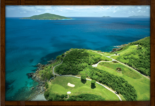 St. Thomas Golf - Mahogany Run Golf Course